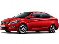 Коврики Eva Hyundai Solaris 2011 - 2016 (седан)